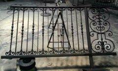 欧式铸铁栏杆