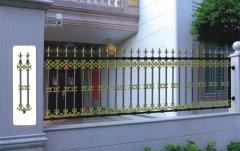 可来图定制多款样式铁艺围栏