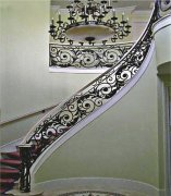 厂家楼梯扶手定制