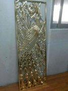 电脑雕刻各种铜门花
