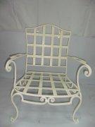 锻造铁艺椅子