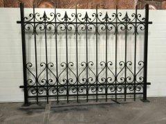 锻造铁艺别墅护栏