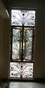 欧式铁艺窗 防盗窗