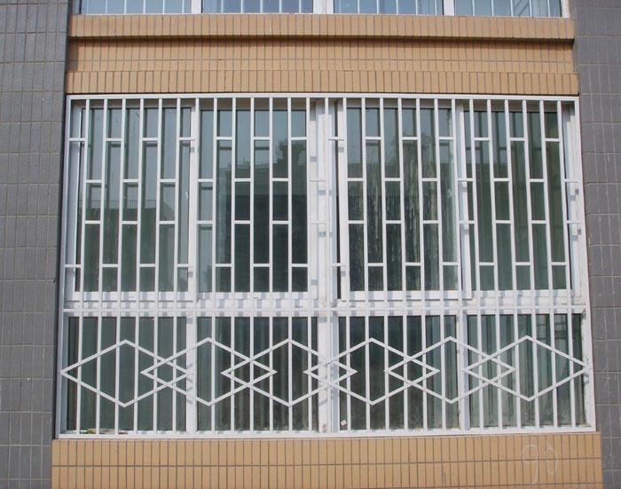 中式铁艺窗