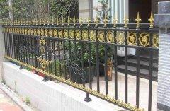 铁艺围栏质量的基本要求