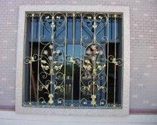 什么是铁艺防盗窗?铁艺防盗窗有那些优点