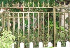 铁艺围栏为什么要镀锌处理