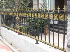 铸铁围栏安装时需要注意那些问题