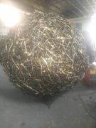 精工锻造铁艺艺术球