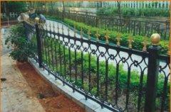 欧式铸铁围栏