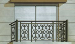 铁艺风格装修让平凡的家居风格更浪漫