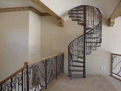 铁艺楼梯造价一般多少钱