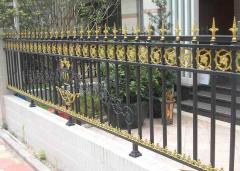 铁艺围栏贵不贵