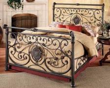 铁艺产品,铁艺床,给你不一样的卧室风格