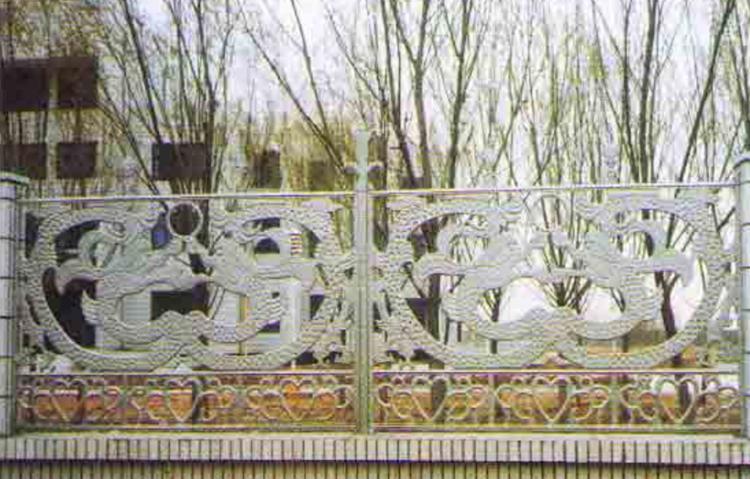 欧式别墅杏彩入口