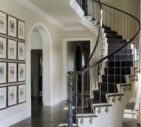 别墅现代铁艺楼梯欣赏